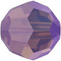 Swarovski Crystal 5000 Round Bead -8mm- Cyclamen Opal Shimmer