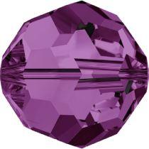 Swarovski Crystal 5000 Round - 2mm- Amethyst  - 1440 pcs.