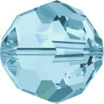 Swarovski Crystal 5000 Round - 5mm- Aquamarine - 720 pcs.