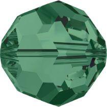Swarovski 5000 Round- 10mm- Emerald - 144 pcs.