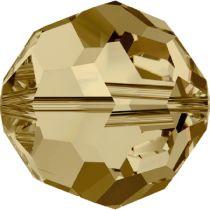 Swarovski Crystal 5000 Round- 5mm- Light Colorado Topaz - 720 pcs.