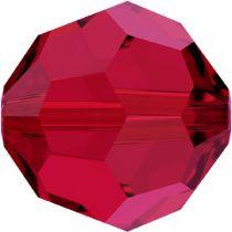 Swarovski Crystal 5000 Round- 5mm- Scarlet - 720 pcs.