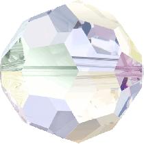 Swarovski Round- 8mm Crystal AB