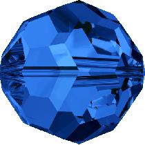 Swarovski Round(5000)- 8mm Sapphire