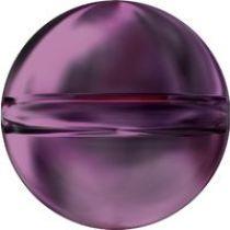 Swarovski  Globe Bead 5028/4 - 10mm- Amethyst