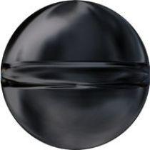Swarovski  Globe Bead 5028/4 - 10mm- Jet