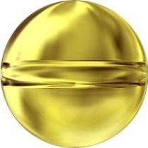 Swarovski  Globe Bead 5028/4 - 10mm-Lt. Topaz
