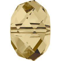 Swarovski Crystal Briolette 5040 -4mm- Light Colorado Topaz- 720 Pcs.
