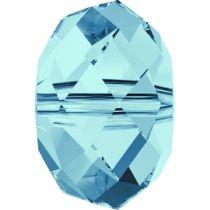 Swarovski Crystal Briolette 5040 -4mm- Aquamarine - 720 Pcs.