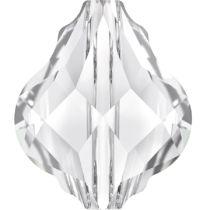 Swarovski Crystal 5058 Baroque Bead -10mm- Crystal