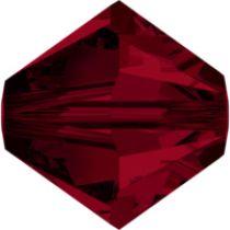 Swarovski Crystal Bicone 5328 - 3mm -Crystal Siam Factory Pack