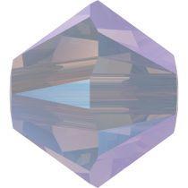 Swarovski Crystal 5328 Bicone Bead -3mm- White Opal Shimmer 2x-1440 pcs.