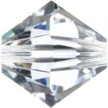 Swarovski  Bicone 5328-6mm-Crystal
