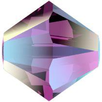Swarovski Crystal Bicone 5328-3 mm - Crystal Amethyst Shimmer 2x - 1440 Pcs.