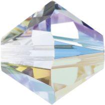 Swarovski Crystal Bicone 5328-8mm-Factory Pack-Crystal AB