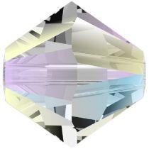 Swarovski Crystal Bicone 5328-4 mm - Crystal Shimmer 2x - 1440 Pcs.