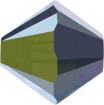 Swarovski Crystal Bicone 5328-4mm-Factory Pack -Crystal Vitrail Medium