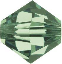 Swarovski Crystal Bicone 5328-4mm- Erinite
