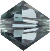 Swarovski Crystal Bicone 5328-4mm- India Sapphire