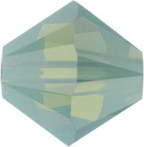 Swarovski Crystal Bicone 5328-4mm-Pacific Opal