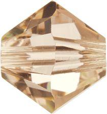 Swarovski Crystal Bicone 5328-4mmSilk