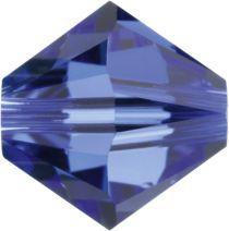 Swarovski Bicone (5328) -5mm -Crystal Sapphire Factory Pack