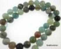 Amazonite Multicolour Round-10mm- 16