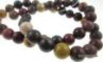 Mookaite Jasper Round-10mm-16