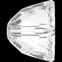Swarovski Crystal Small Dome Beads-5542-8mm- Crystal