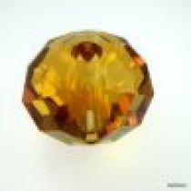 Swaovski Briolette Bead(Large Hole) 5041 -18mm -Crystal Copper
