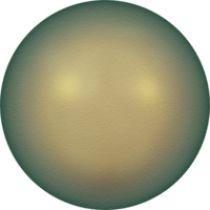 Swarovski  Pearl 5810- Round -12mm-Iridescent Green(New Colour)
