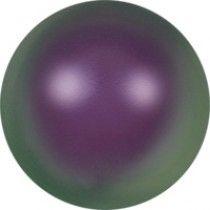 Swarovski  Pearl Round 5810-8 mm-  Iridescent Purple(FP-250 Pcs.)