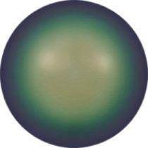 Swarovski  Pearls 5810 - 8mm Scarabaeus Green- Factory Pack