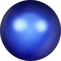 Swarovski Crystal Pearl Round 5810-4 mm- Iridescent Dark Blue