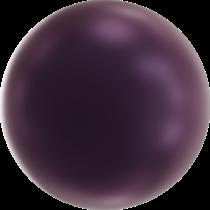 Swarovski Crystal 5810 Round -3 mm Pearl-Elderberry