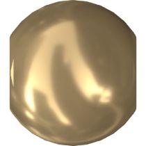 Swarovski   Pearl 5810 MM 2,0 CRYSTAL BRIGHT GOLD PEARL-1000 Pcs.