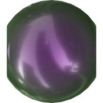 Swarovski Crystal  Pearl 5810 MM 2,0 CRYSTAL IRIDESCENT PURPLE PR-1000 Pcs.
