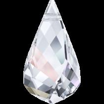 Swarovski ® Crystal 6020 Helix Pendant 18 mm- Crystal AB