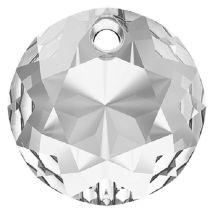 Swarovski  6430 Classic Cut Pendant -14mm -Crystal
