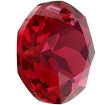 Swarovski Crystal 6430 Classic Cut Pendant -14mm -Scarlet