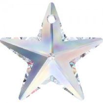 Swarovski  6714 Star Pendant -40mm- Crystal AB
