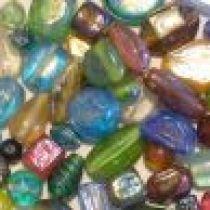Mix Glass Beads Rainbow- Multi