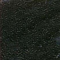 Miyuki Delica Bead Size -11- Black-DB010