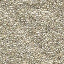 Miyuki Delica Bead Size -11- Galvanized Silver-DB035