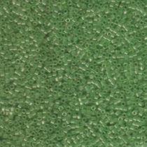 Miyuki Delica Bead Size -11- Trans. Mint-DB-1414