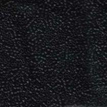 Miyuki Delica Bead Size -11- Matte Black-DB310