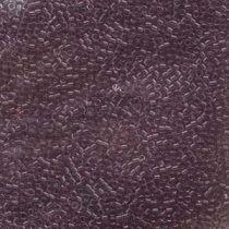 Miyuki Delica Bead Size -11- Trans. Lilac-DB711