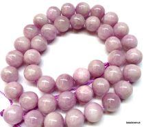 Kunzite Round -6mm Beads- 16