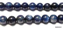 Kyanite Round - 8mm Beads - 16