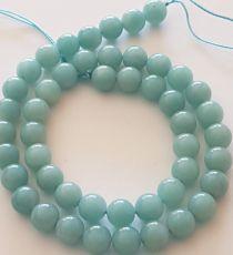 Amazonite Beads AA Grade Round -8mm